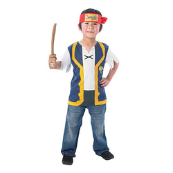 Jake The Pirate Blister Set Costume by Rubies Costume
