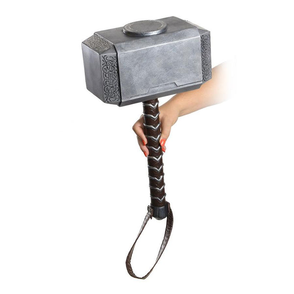 Marvel Thor Hammer Costume Accessory by Rubies Costume