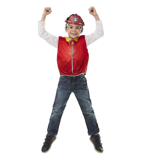 Paw Patrol Marshall Party Dress-Up Set in Red by Rubies Costume