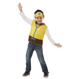 Paw Patrol Rubble Party Dress-Up Set yellow by Rubies Costume