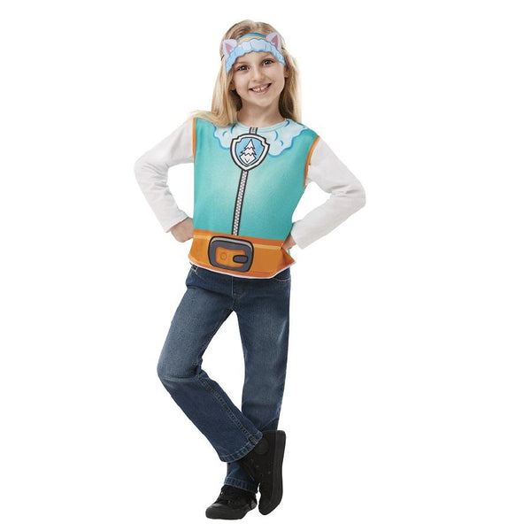 Paw Patrol Everest Party Dress-Up Set by Rubies Costume