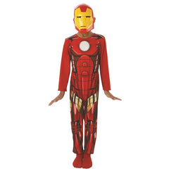 Marvel Iron Man Action Suit Costume by Rubies Costume