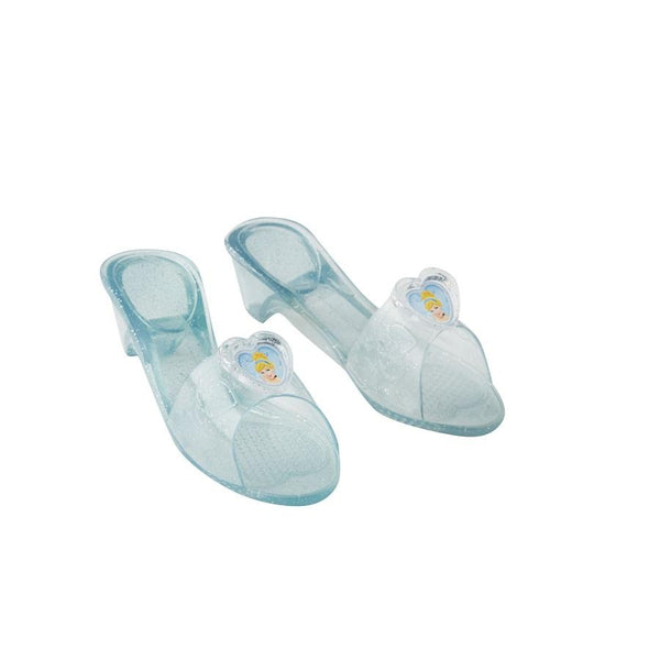 Disney Cinderella Princess Jelly Shoes by Rubies Costume
