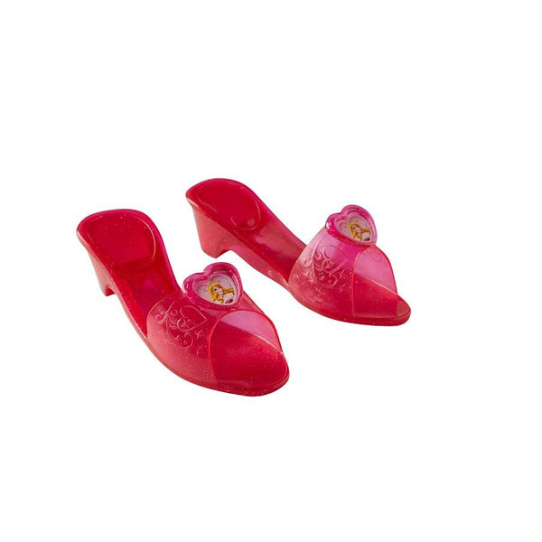 Sleeping Beauty Jelly Shoes Dress Accessory by Rubies Costume