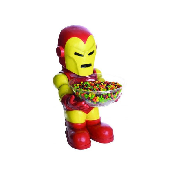 Marvel Iron Man Candy Bowl Holder by Rubies Costume