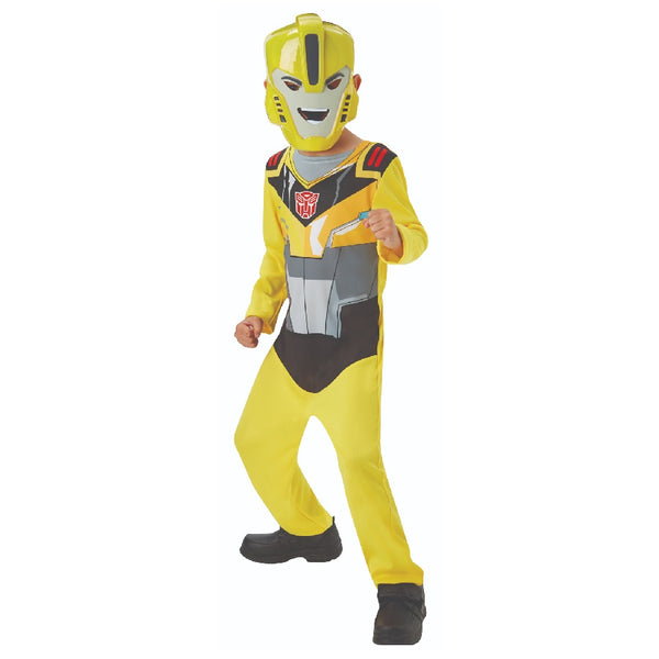 Hasbro Transformers Bumble Bee Action Suit by Rubies Costume