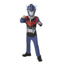 Hasbro Optimus Prime Action Suit by Rubies Costume