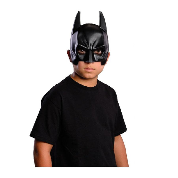Warner Brothers The Dark Knight Rises Batman Black EVA Mask by Rubies Costume