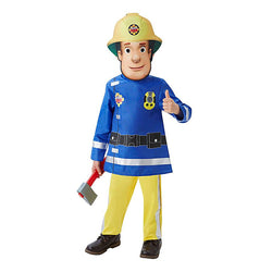 Nickelodeon HIT Fireman Sam TV Series Fireman Sam Toddler Costume
