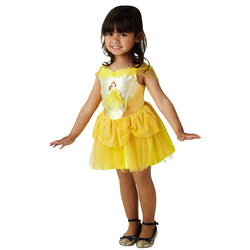 Disney Baby Toddler Princess Belle Ballerina Dress