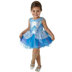 Disney Baby Toddler Princess Cinderella Ballerina Dress