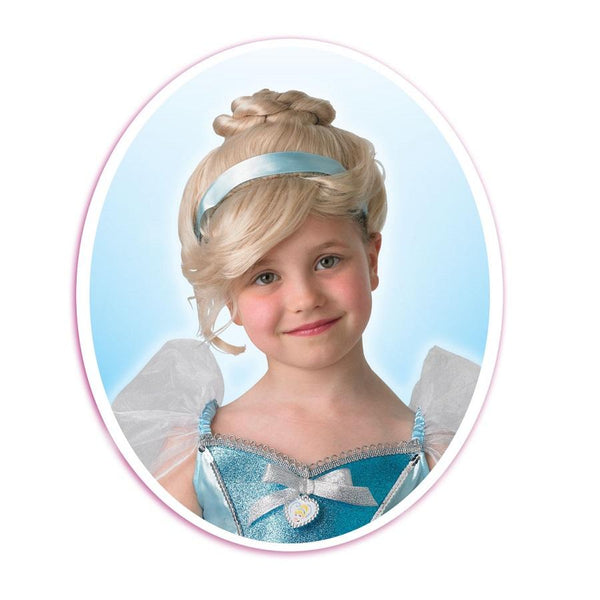 Disney's Cinderella Blonde Wig by Rubies Costume