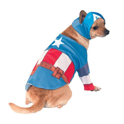 Marvel Captain America Pet Costume by Rubies Costume