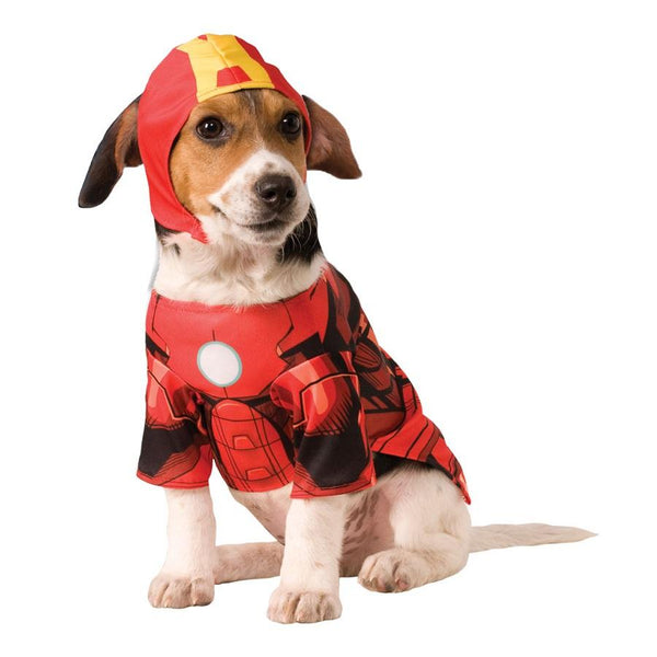 Marvel Iron Man Pet Costume by Rubies Costume