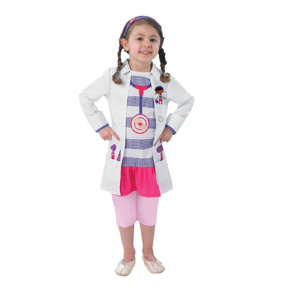 Doc McStuffins Costume by Rubies Costume