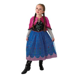 Disney Frozen Anna Musical Light Up Dress, Costume