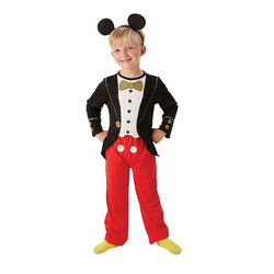 Disney Mickey Mouse Tuxedo Costume by Rubies Costume