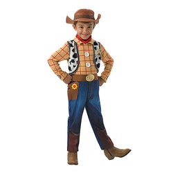 Toy Story Woody The Cowboy Deluxe Costume by Rubies Costume