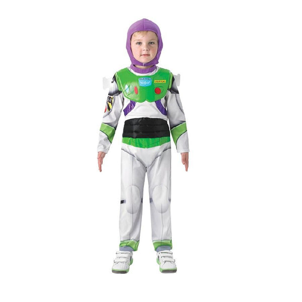 Toy Story Buzz Lightyear Deluxe Costume by Rubies Costume