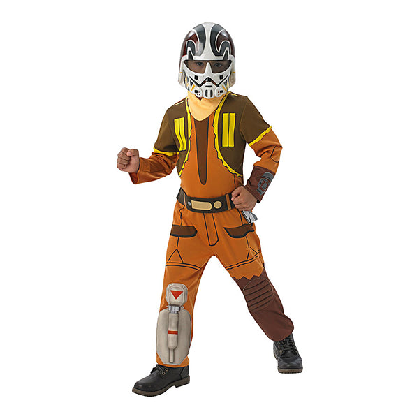 Star Wars Rebels Ezra Classic Costume by Rubies Costume