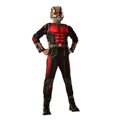 Marvel Ant Man Deluxe Superhero Costume by Rubies Costume
