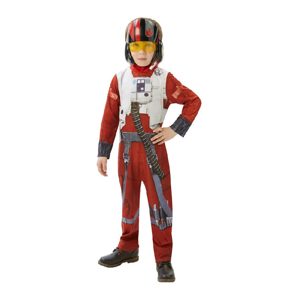 SWVII X-Wing Fighter Pilot Classic Costume by Rubies Costume