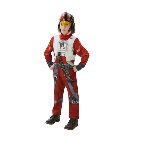 Star Wars VII X-Wing Fighter Pilot Deluxe Costume by Rubies Costume