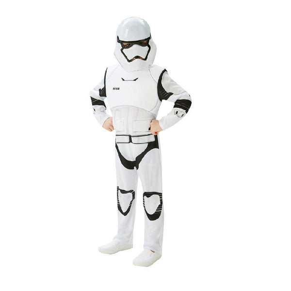 Star Wars VII Stormtrooper Deluxe Costume by Rubies Costume