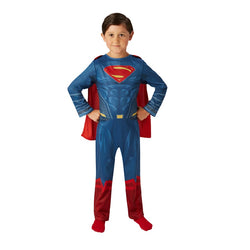 Warner Brothers DC Comics Batman Vs Superman Official Classic Superman Costume
