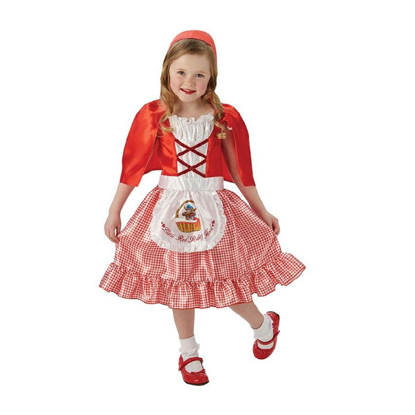 Book Week Red Riding Hood 9-10 years Dress by Rubies Costume