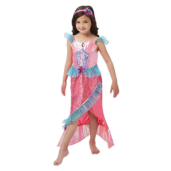 Book Week Mermaid Princess Deluxe Costume by Rubies Costume