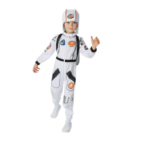 Profession's Space Astronaut Costume in White by Rubies Costume