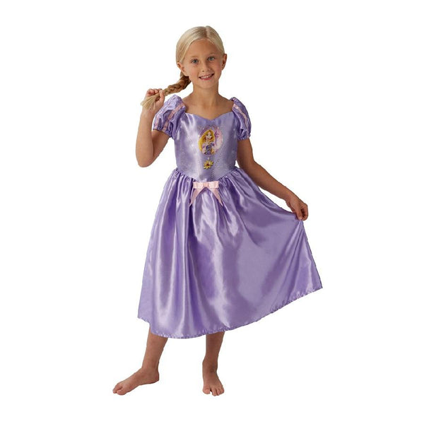 Disney Tangled Princess Rapunzel Classic Fairy Tale Costume