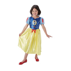 Disney's Snow White Fairy Tale Classic Dress by Rubies Costume