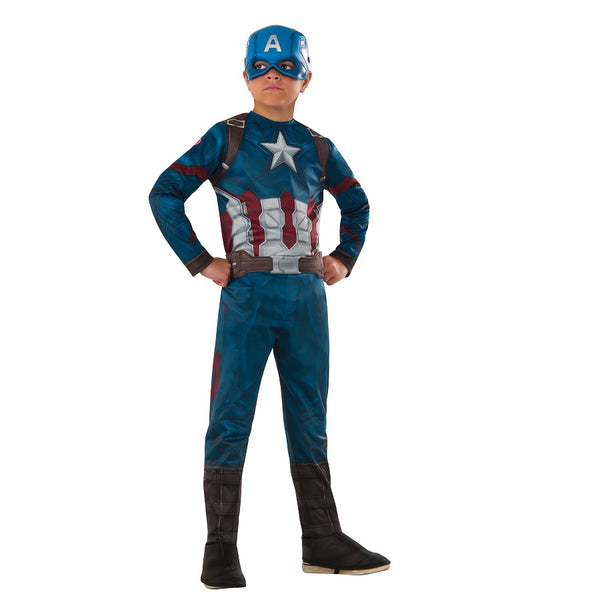 Infinity War Captain America Classic Costume by Rubies Costume