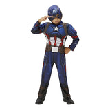Captain America Deluxe Civil War Costume by Rubies Costume