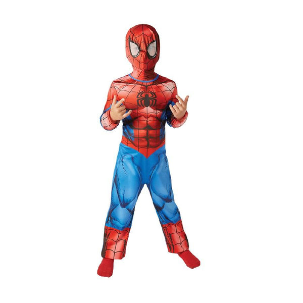 Marvel Spiderman Ultimate Costume Classic by Rubies Costume