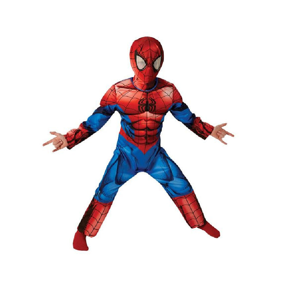 Marvel Spider-Man Ultimate Deluxe Costume by Rubies Costume