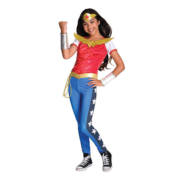 DC Comics Wonder Woman Deluxe Costume by Rubies Costume