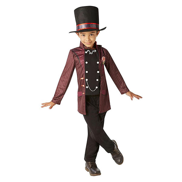 Book Week Willy Wonka Costume by Rubies Costume