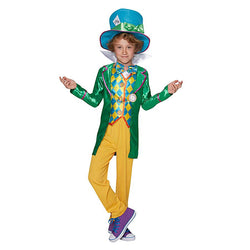 Book Week Mad Hatter Boy 9-10 Years Costume by Rubies Costume