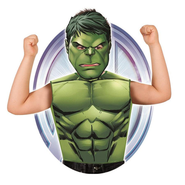 Marvel Hulk Party Dress-Up Set by Rubies Costume