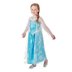 Princess Elsa Deluxe Frozen Costume by Rubies Costume