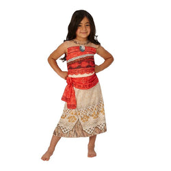 Disney Moana Official Moana Classic Costume