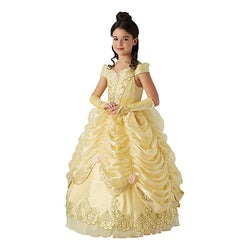 Princess Belle Limited Edition Numbered Costume from Beauty and the Beast by Rubies Costume