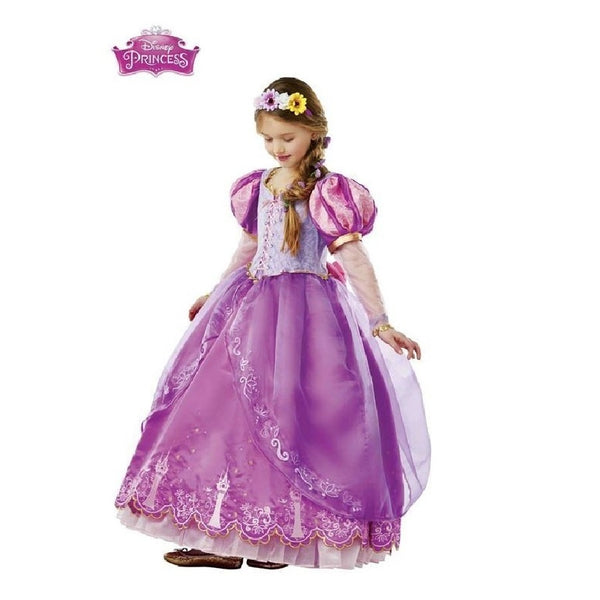 Rapunzel Limited Edition Premium Costume by Rubies Costume