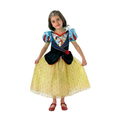 Disney's Snow White Shimmer Dress by Rubies Costume