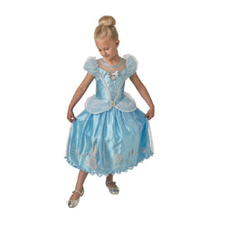 Disney's Cinderella Ball Gown Costume by Rubies Costume