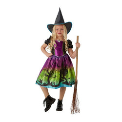 Halloween Ombre Witch by Rubies Costume