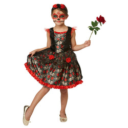 Halloween Rose of the Dead Costume